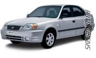 HYUNDAI Accent  Sedan [BA] 09/1999-