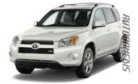 TOYOTA     トヨタ Rav4 Limited (GSA38L) 08/2008-