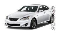 LEXUS IS250 (GSE26L)08/2010-04/2013