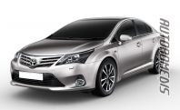 TOYOTA Avensis (ADT270L) 11/2011-