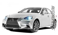 LEXUS IS250/300H (ALE26L)04/2013-