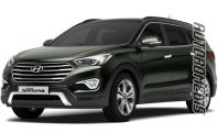 HYUNDAI Grand Santa Fe [DM] 09/2013-
