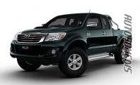 TOYOTA Hilux (GGN15/25/35) 04/2011-