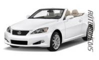 LEXUS IS Coupe (GSE20L)04/2009-08/2012