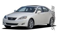 LEXUS IS250 (ALE20L)11/2005-07/2008