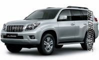 TOYOTA     トヨタ Land Cruiser 150 (KDJ150L) 08/2009-