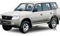 TOYOTA     トヨタ Land Cruiser 90/95 (KDJ90L) 04/1996-